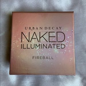 Urban Decay Naked Illuminated - Fireball